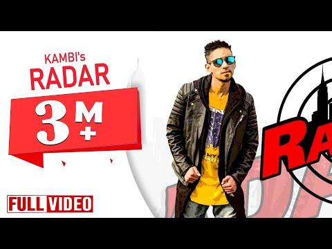 Radar Lyrics - Kambi | Preet Hundal | Sultaan
