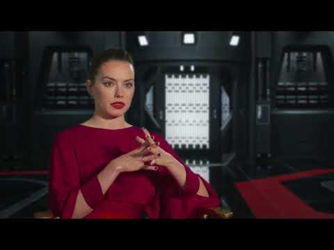 Star Wars: The Last Jedi: Daisy Ridley
