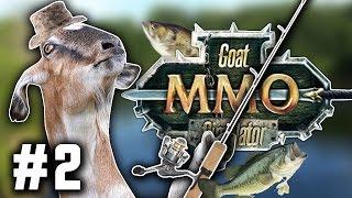 HUNTER GOAT // Goat MMO #2