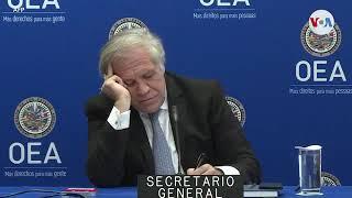 Consejo Permanente de la OEA discutir el arresto de los  precandidatos presidenciales de Nicaragua