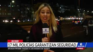 Claudia López anunció medidas de seguridad durante las marchas de este jueves