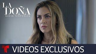 La Doña 2   La Doña regresa para recuperar a Mónica   Telemundo Novelas