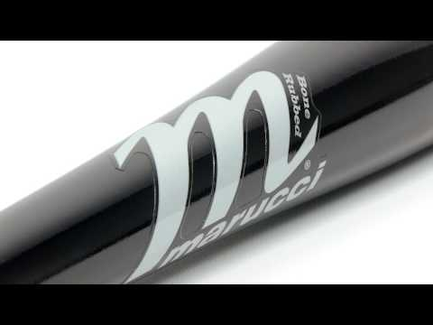 Marucci Jose Reyes Maple Wood Bat: JR7 Black Adult