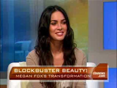Megan Fox's Transformation
