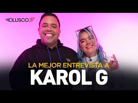LA MEJOR ENTREVISTA QUE VERÁS DE KAROL G ( Confesiones Reveladoras )
