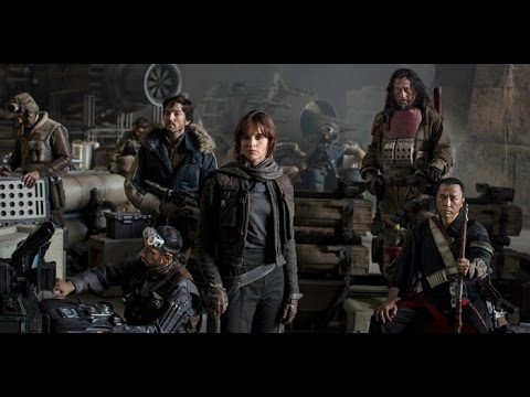 connectYoutube - Rogue One: A Star Wars Story - Super Trailer - ALL FOOTAGE until now