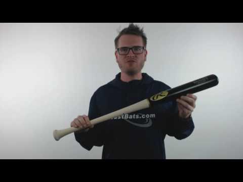 Rawlings Pro Label Manny Machado Game Day Maple Wood Baseball Bat: MM13PL