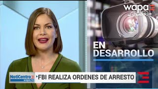 FBI arresta a dos personas en condominio de Santurce
