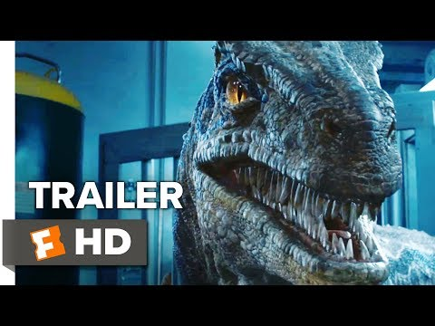 connectYoutube - Jurassic World: Fallen Kingdom Final Trailer (2018) | Movieclips Trailers