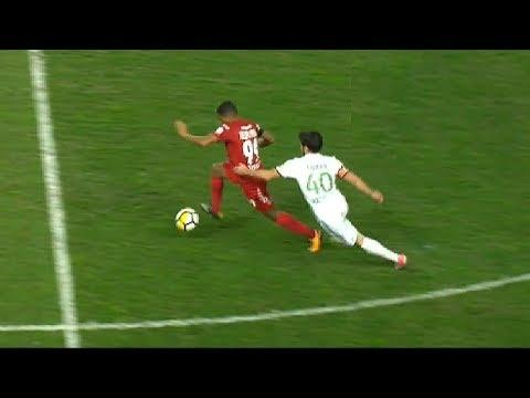 Pedro Rocha vs Terek (Away) 13/10/2017 HD 720p
