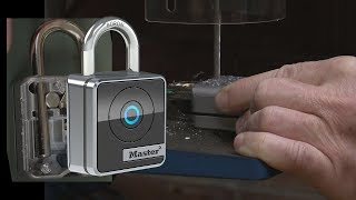 EEVblog #1014 - Masterlock Bluetooth Padlock Teardown