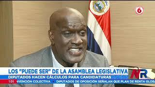 13 Diputados valoran posible candidatura presidencial