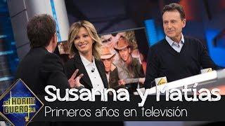 Susanna Griso y Matías Prats recuerdan sus primeros años en televisión - El Hormiguero 3.0