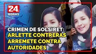 Padres de Solsiret denuncian degligencia de las autoridades