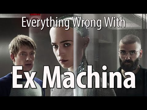 connectYoutube - Everything Wrong With Ex Machina 11 Minutes Or Less
