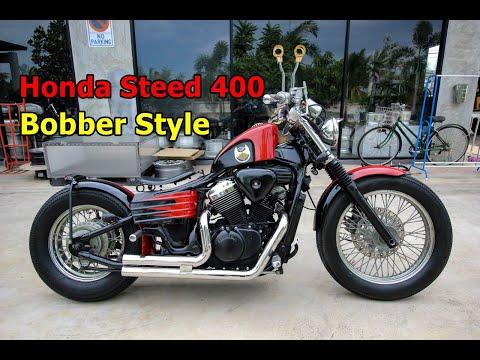 CTW-Riders-:-Honda-Steed-400-B