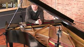 Charter Oak e700 Microphone - Grand Piano (How-to Recording)