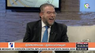 Guillermo Moreno: El primero que violenta la ley es EL Presidente Medina | El Despertador