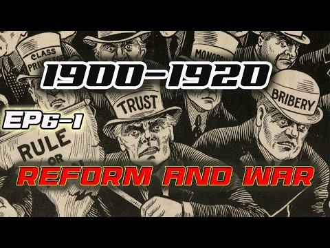 ปี-1900-1920-การปฏิรูปและสงครา