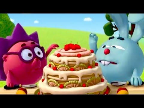 Кадр из мультфильма «Смешарики. Новые приключения. Машина времени»