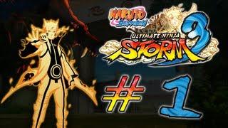 Naruto Shippuden Ultimate Ninja Storm 3 (Em Portugu