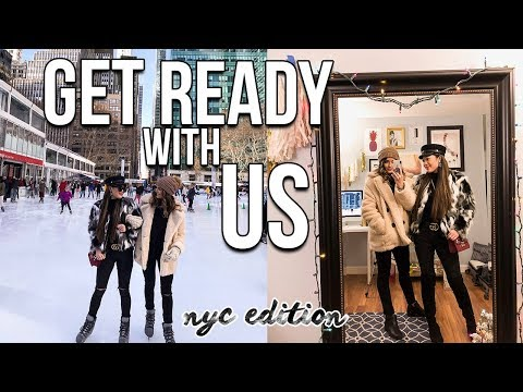 connectYoutube - SUPER CASUAL GET READY WITH US + BEST FRIEND TAG | Natalie Barbu
