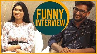 Newly Married Team Interview | Sanjana Choudhary | Naveen | TFPC - TFPC