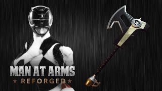 Power Rangers Power Axe - MAN AT ARMS:REFORGED