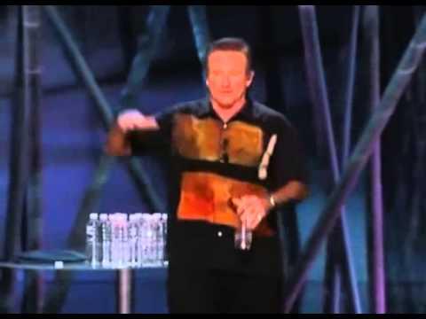 connectYoutube - Robin Williams on Canada