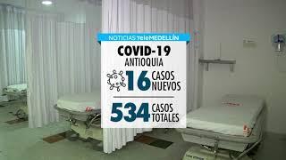 Colombia llegó a 15.574 casos positivos para coronavirus - Telemedellín