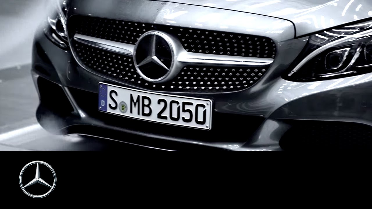 Preview of the new C-Class Cabriolet - Mercedes-Benz original