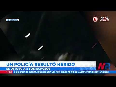 Videos registraron balacera contra patrulla de la Fuerza Pública
