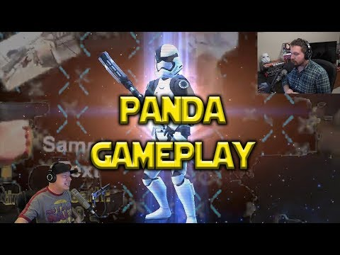 FOE First Order Executioner PANDA Arena Testing | Star Wars: Galaxy Of Heroes - SWGoH