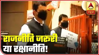 Fight for power amid Coronavirus in Maharashtra   Debate - ABPNEWSTV