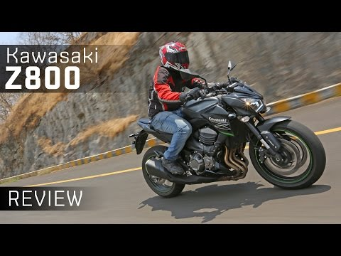 Kawasaki Z800 :: Review :: ZigWheels