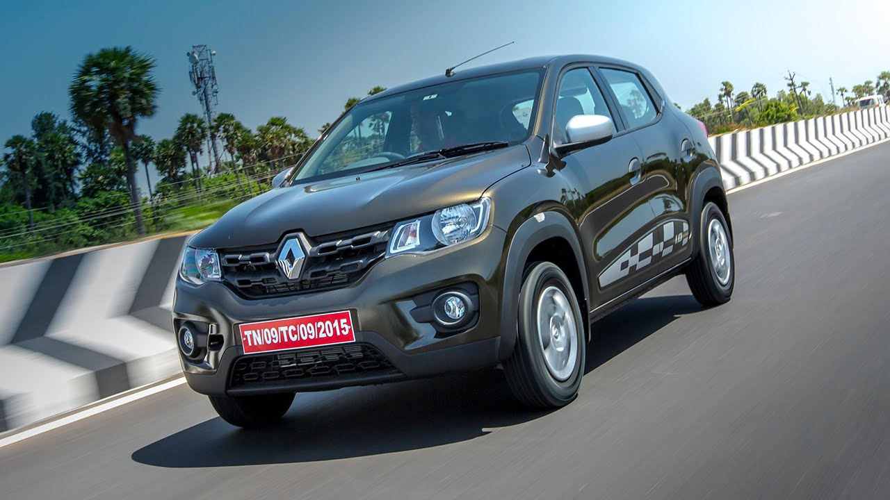 Renault Kwid 1.0 litre | First Drive Review