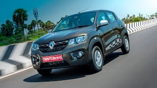 Renault Kwid 1.0 litre   First Drive Review