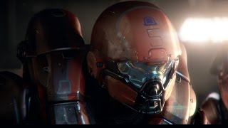 Ground Pound Kill in the Halo 5 Beta -IGN Live