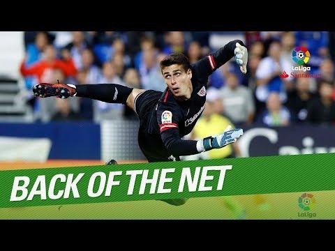 Back of the Net Matchday 12: Kepa Arrizabalaga