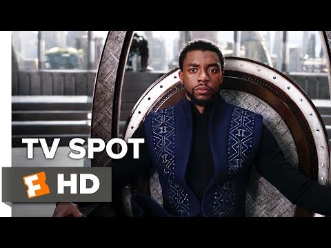 connectYoutube - Black Panther 'Rise' TV Spot (2018) | Movieclips Trailers