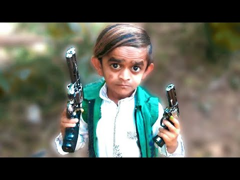 छोटू फंसा काले हिरन के चक्कर में, Chotu & Black Buck   Khandesh Chotu dada Hindi Comedy