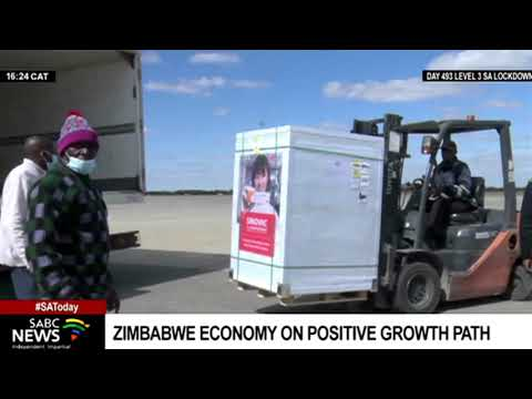 Zimbabwe's finance minister Mthuli Ncube believes the country's economy is on the rebound
