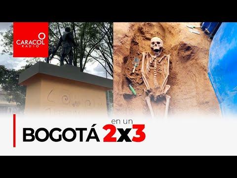 El IDU encontró 26 tumbas en la localidad de Usme   Caracol Radio
