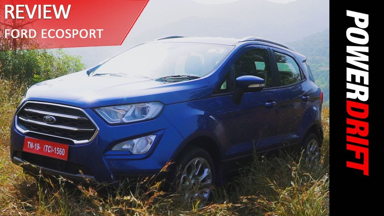 Ford EcoSport : Whats Right Whats Wrong : PowerDrift