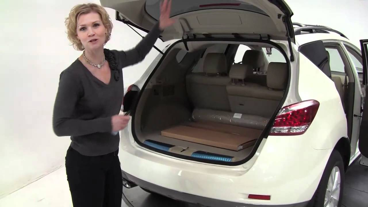 New 2012 Nissan Murano SL Overview