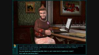 Nancy Drew: Last Train to Blue Moon Canyon (Part 1) - Charleena
