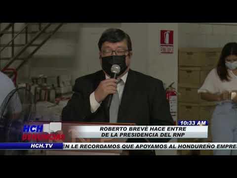 Oscar Rivera es el nuevo Comisionado Presidente del RNP