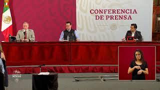 Conferencia de Prensa #COVID19 | 22 de mayo de 2020 #GraciasPorCuidarnos