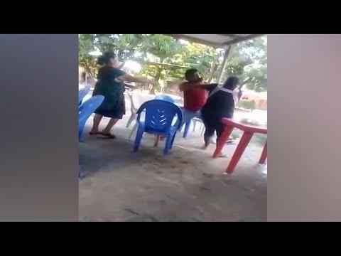 Mujer era golpeada y amenazada de muerte