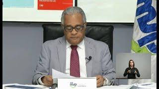 #EnVivo Boletín 76 sobre COVID-19 de Salud Pública